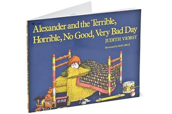 a literary analysis of alexander and the terrible horrible no good very bad day by judith viorst Alexander and the terrible, horrible, no good, very bad day  based on the  beloved children's book by judith viorst, it looked like the film adaptation would  eschew the mild stakes that the title character faces in the original text for more  cartoonish action  dance review: science, anatomy and.