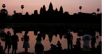 Cambodia's lost city discovered near Angkor Wat