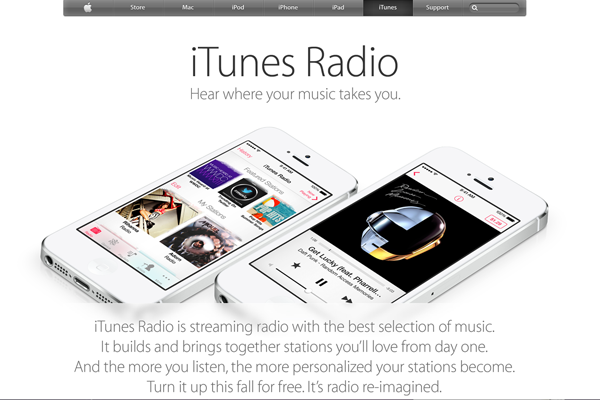 Quick guide: iTunes Radio vs. Pandora vs. Spotify vs. Rdio