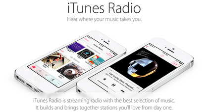 Quick guide: iTunes Radio vs. Pandora vs. Spotify vs. Rdio vs. Google Play Music