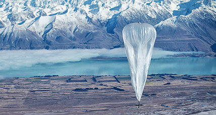 How loony is the Google Loon project?
