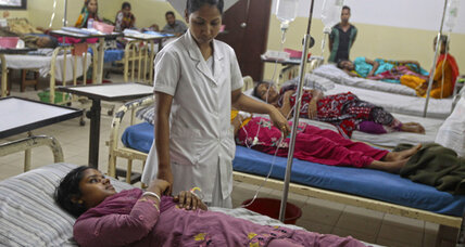 Mass hysteria outbreaks hit Bangladesh's garment workers