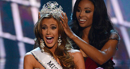 Miss USA winner: Erin Brady displays her smarts
