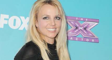Britney Spears out, Kelly Rowland in for 'The X Factor'