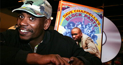 Dave Chappelle gets back onstage with a month-long comedy tour