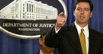FBI pick: Obama poised to name Bush appointee James Comey