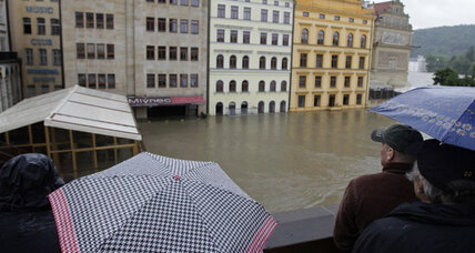 Looking to lessons learned from past floods as rain drenches central Europe (+video)