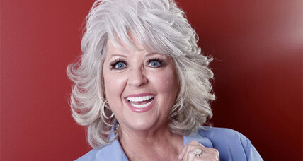 How are Paula Deen cookbook sales faring?