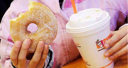 Dunkin' Donuts' revamps: More drinks, fewer doughnuts