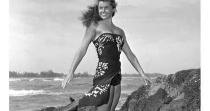 Esther Williams was MGM's swimming star