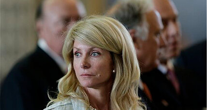 Portrait of a filibusterer: Who is Wendy Davis?