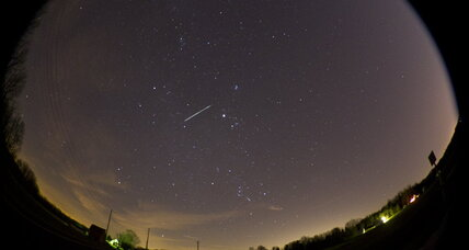 Gamma Delphinids meteor shower: Back tonight, after 83 years?