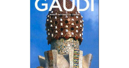 10 books about Antoni Gaudí, artist and architect