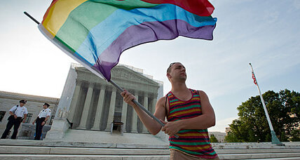 Supreme Court strikes down DOMA and Prop. 8 ban on same-sex marriage