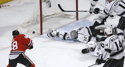 Stanley Cup Final: Blackhawks, Bruins set for NHL championship series (+video)