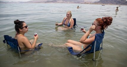 Still hot! Western heat wave takes its toll (+video)