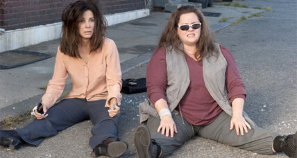 'The Heat': A little of stars Melissa McCarthy and Sandra Bullock goes a long way