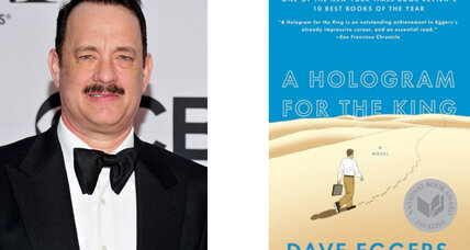 'A Hologram for the King' film will star Tom Hanks