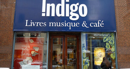 Will Indigo Books and Music expand outside Canada?