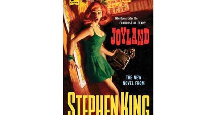 Stephen King's 'Joyland' receives rave reviews
