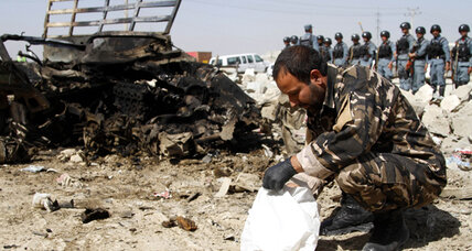 Taliban assault on Kabul airport ends with seven militants dead