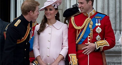 Rumors swirl as Kate Middleton heads into royal baby seclusion
