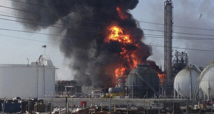 Louisiana chemical plant explosion: Multiple injuries, local residents cautioned