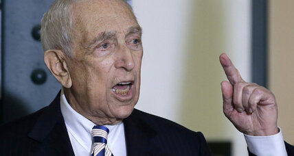 Frank Lautenberg dies: US senator from N.J. remembered for World War II service