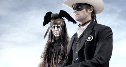 Armie Hammer stars in 'The Lone Ranger' – check out the full trailer
