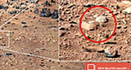 Mars rat? Another case of Red Planet pareidolia