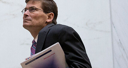 CIA deputy director Michael Morell steps down. Who is the new CIA No. 2?