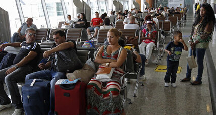 Long layover: Ecuador says it could take two months to decide on Snowden's asylum
