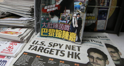 Chinese cartoonists have field day with NSA revelations