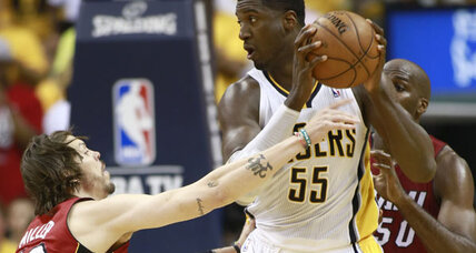 Pacers and Heat to meet in Game 7 of NBA Eastern finals