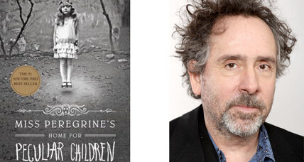 'Miss Peregrine's Home for Peculiar Children' will be directed by Tim Burton