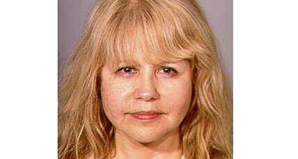 Pia Zadora faces charges of domestic battery. Why?