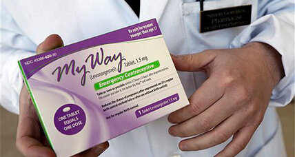 Feds surrender: Teens can buy 'morning-after pill'
