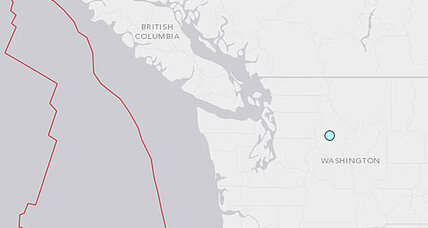 Washington earthquake: Shaken but no serious damage
