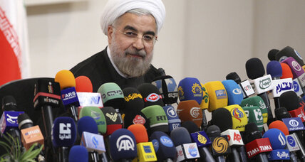 Hassan Rohani: What it means to be a centrist in Iran