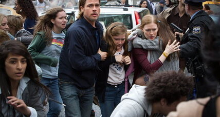 'World War Z' quickly reaches zombie overload