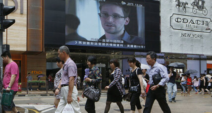 Why Beijing is mum on Snowden