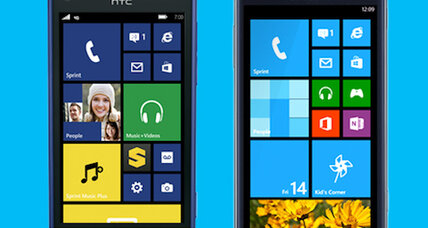 Two new Sprint Windows 8 phones, and no data caps in sight