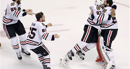 Stanley Cup Final: Nail-biter finish brings triumph to Chicago
