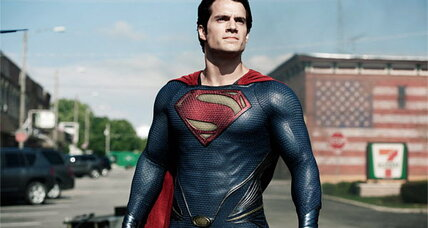 'Man of Steel' offers a new generation its own, brooding, Superman (+video)