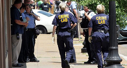 St. Louis shooting: Gunman kills four, including himself (+video)