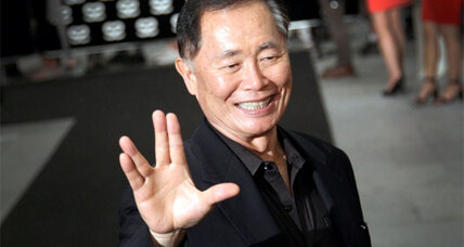George Takei: Does he write his own Facebook posts?