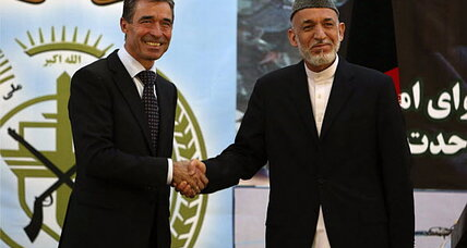 Taliban peace talks hold glimmer of hope, but also unanswerable questions