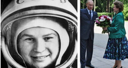 First woman in space: Miserable cosmonaut or triumphant pioneer?