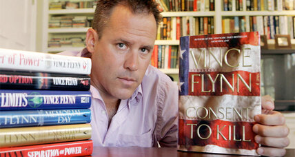 Vince Flynn, author of 'Mitch Rapp' political thrillers, dies