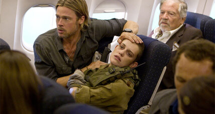 'World War Z' star Brad Pitt discusses the zombie drama's long journey to the screen